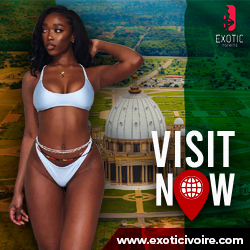 Exotic Ivoire